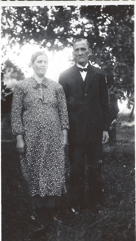 Gunhild och Hjalmar ca 1937